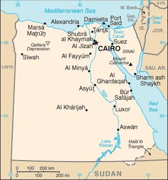 egyiptom térkép Egyiptom térképe   Travelon.hu egyiptom térkép